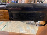 Browning Belgium A5 20 ga with 28 inch barrel as new and in mint condition from 1971 - 4 of 16