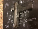 M&P 9MM ATEI CUSTOM W/RMR