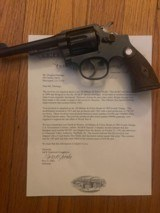 WW2 Smith&Wesson Pre-Victory TVA marked 38 special