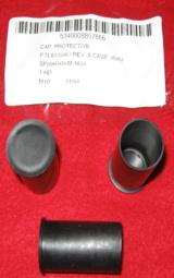 BOX OF 200 M16-AR15 SHOOT OF MUZZLE PROTECTORS SURPLUS MILSPEC - 1 of 1