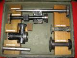 US ARMY GUN BORE SIGHT KIT TYPE J-2 BELL & HOWELL 1943 - 8 of 10