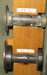 US ARMY GUN BORE SIGHT KIT TYPE J-2 BELL & HOWELL 1943 - 5 of 10