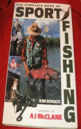 THE COMPLETE BOOK OF SPORT FISHING - 1 of 1