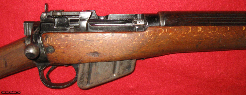 ENFIELD No4 MK1 ROF (F)F T R 303 BRITISH