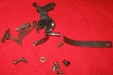 FIE 1851 NAVY 44 CALIBER REPLICA PART LOT - 4 of 16