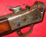 REMINGTON MODEL 4 ROLLING BLOCK RIFLE