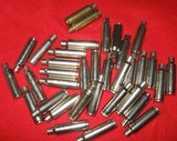 35 300 WINCHESTER SHORT MAGNUM ONCE FIRED CASES - 1 of 1