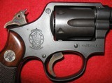 SMITH & WESSON CIVILIAN/COMMERCIAL VICTORY MODEL IN 38 SPECIAL - 4 of 15
