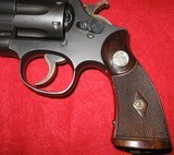 SMITH & WESSON CIVILIAN/COMMERCIAL VICTORY MODEL IN 38 SPECIAL - 5 of 15