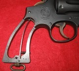 SMITH & WESSON CIVILIAN/COMMERCIAL VICTORY MODEL IN 38 SPECIAL - 15 of 15