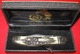 COLT COLLECTORS POCKET KNIFE