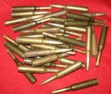 31 ROUNDS OF VINTAGE 6.5 CARCANO AMMO