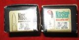 NOSLER BULLETS - 1 of 4