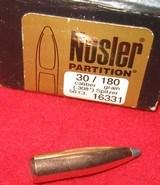 NOSLER BULLETS - 3 of 4