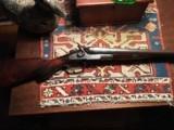 WC Scott 10 ga hammer gun