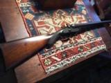 Fredrick William English hammer gun