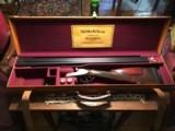Webley Scott Model 702 12 ga