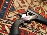 410/45 long colt single shot pistol