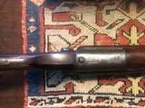 W Richards English 10 ga Hammer Gun - 6 of 8