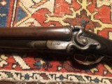 william moore 10 gauge hammer gun massive