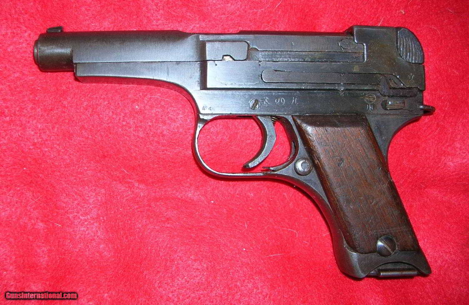 nambu pistol dating 122 makes it a 1937 pistol 1925 is the year that method of dating starts at when hirohito came to power who knows about japanese nambu pistols.