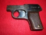 mossberg brownie - .22 caliber derringer