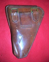 T-14 Nambu (19-7 date) and holster - 9 of 11