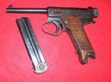 T-14 Nambu (19-7 date) and holster - 1 of 11