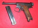 T-14 Nambu (19-7 date) and holster
