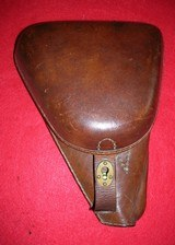 T-14 Nambu (19-7 date) and holster - 8 of 11
