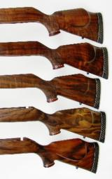 Colt Sauer 'Sporting Rifle' Duplicate Stocks In 'Oil Finish' - 7 of 11