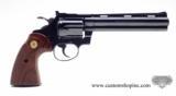 Colt Diamondback .22LR With 6 Inch Barrel. Blue Finish. Excellent Condition. - 1 of 6