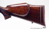 Weatherby Mark V Crown Grade Custom 300 Wby Mag. With Zeiss Diavari V 3-12x56. Beautiful Rifle - 7 of 14