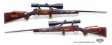 Weatherby Mark V Crown Grade Custom 300 Wby Mag. With Zeiss Diavari V 3-12x56. Beautiful Rifle - 1 of 14