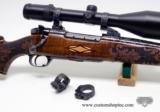 Weatherby Mark V Crown Grade Custom 300 Wby Mag. With Zeiss Diavari V 3-12x56. Beautiful Rifle - 11 of 14