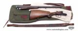 Merkel Model 140.1 Side By Side 9.3x74R Rifle With Soft Case Like New Condition. - 2 of 11