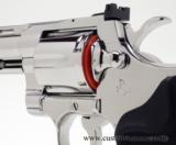 Colt Python .357 Mag.4 Inch Bright Stainless Finish. LNIB - 8 of 8