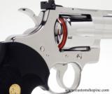 Colt Python .357 Mag.4 Inch Bright Stainless Finish. LNIB - 5 of 8