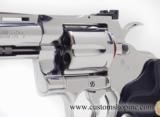 Colt Python .357 Mag.4 Inch Bright Stainless Finish. LNIB - 7 of 8