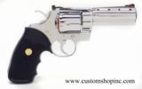Colt Python .357 Mag.4 Inch Bright Stainless Finish. LNIB - 3 of 8