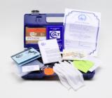 Colt Python Box,OEM Case With 1990 Manual, Paperwork, Plus Added Bonus