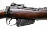 Lee-Enfield No4 MK 1 .303 British. Good Condition - 3 of 8