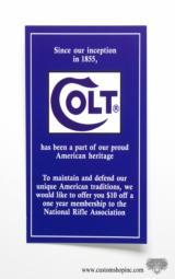 Colt Python Box,OEM Case With 2003 Manual, Paperwork, Plus Added Bonus. - 9 of 14
