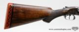 D.M. Lefever 7D 12 Gauge Side By Side. DOM 1902. Nice Original Condition - 2 of 13