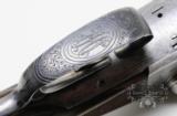 D.M. Lefever 7D 12 Gauge Side By Side. DOM 1902. Nice Original Condition - 9 of 13