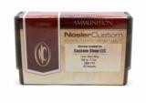 Nosler Custom Ammunition 7mm REMINGTON Magnum E-Tip