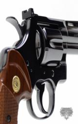 Colt Python .357 Mag.4 Inch BlueFinish.Like New In Box. 1981 - 5 of 8