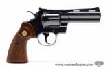 Colt Python .357 Mag.4 Inch BlueFinish.Like New In Box. 1981 - 3 of 8