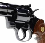 Colt Python .357 Mag.4 Inch BlueFinish.Like New In Box. 1981 - 7 of 8