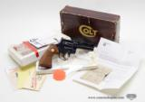 Colt Python .357 Mag.4 Inch BlueFinish.Like New In Box. 1981 - 1 of 8